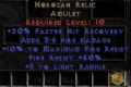 Nokozan Relict East Hardcore Ladder